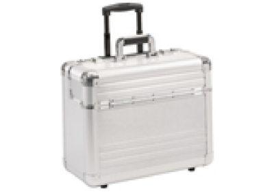 Aluminium koffer trolley