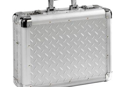 Aluminium koffer voor beste bescherming