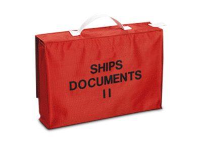 SHIPS documenten tas op maat bij Lejan