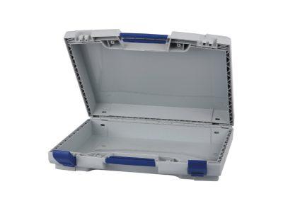 kunststof koffer zonder inlay