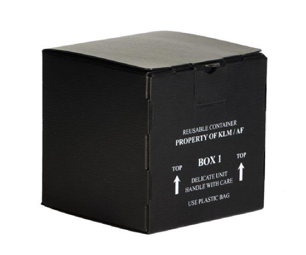 Kunststof kist van PP op maat klm 2
