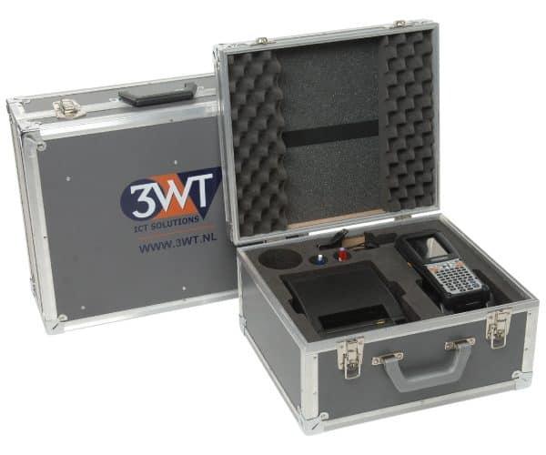3WT ICT Solutions Profielkoffer en citizenkoffer open
