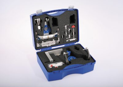 kunststof koffer voor Technische onderdelen