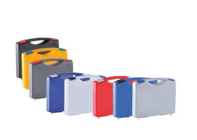 Tekno kunststof koffers standaard kleuren