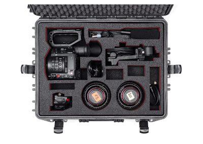 Waterdichte kisten voor camera apparatuur