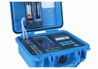 Waterdichte koffer voor medische apparatuur
