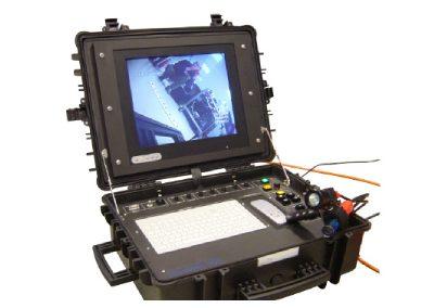 Waterdichte koffer met inbouw tech apparatuur