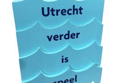 Zacht gecoat schuim - voor Utrecht