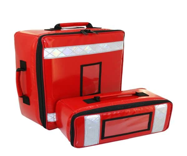 ambulance tassen met reflectie