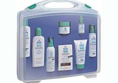 cosmetica kunststof koffer
