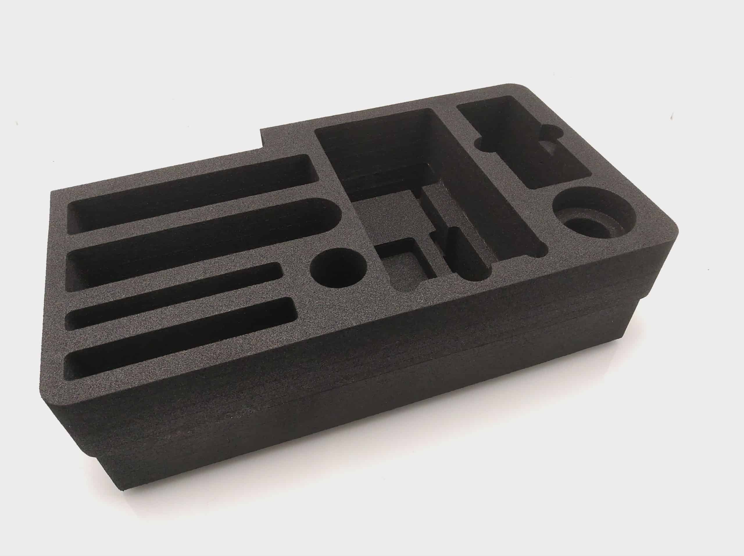 Hardschuim Inlay apparatuur