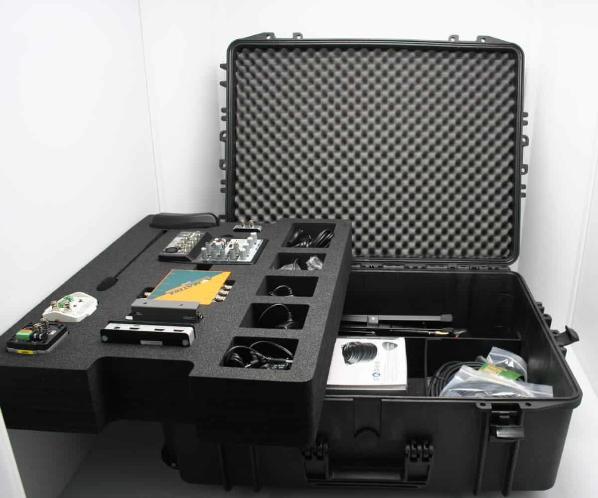 AV Safe Case